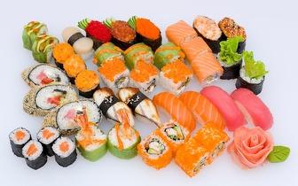 Sushi à Descrição: Almoço a La Carte de Comida Japonesa por 7,90€ na Expo!