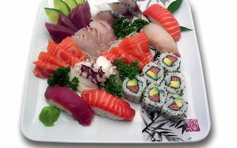 All You Can Eat de Sushi ao Almoço por 7,90€ no Lumiar!