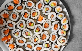 All You Can Eat de Sushi ao Jantar por 8,90€ no Lumiar!