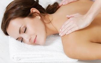 4 Sessões Massagem de Relaxamento por 39€ em Cascais!