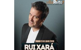 Espectáculo com o Comediante Rui Xará por 7€ dia 25 Julho no Lisboa Comedy Club!