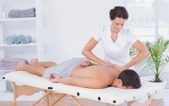 Massagem Terapêutica de 60min por apenas 20€ na Almirante Reis!