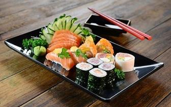 Combinado 23 Peças de Sushi ao Jantar por 11.55€ na Sobreda!