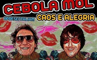 Espectáculo de Comédia: Cebola Mol por 8,40€ dia 12 Outubro no Villaret!