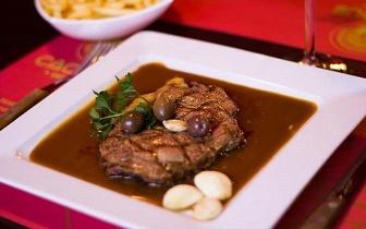 Almoce ou jante com 10% desconto na fatura final no Parque das Nações!