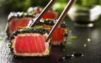Peixe Fresco Grelhado ou Sushi de Fusão com 15% desconto em Matosinhos!