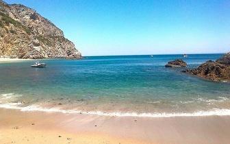 Transporte de Barco para a Praia da Cova por apenas 17€ pessoa!