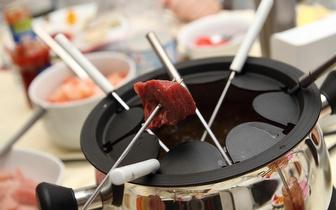 Fondue de Carnes para 2 Pessoas por 27€ em Telheiras ao Jantar!
