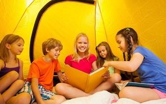 FunCamping para Crianças: Actividades + Dormida por 19,90€ Criança em Cascais!