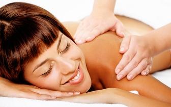 Massagem de Relaxamento ao Corpo Inteiro por 14€ na Amadora!
