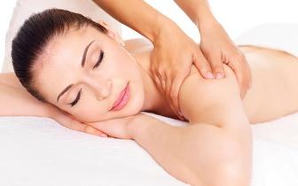 Massagem de Relaxamento corpo inteiro + Pelling ultrassónico facial + Hidratação por apenas 30€ em Almada!