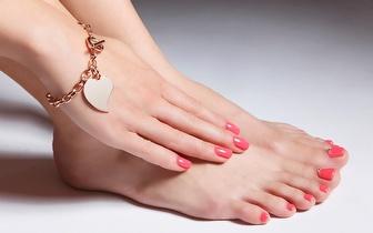 Manicure + Pedicure simples por 14€ em Viseu!
