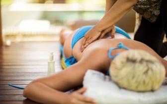 Esfoliação + Massagem Relaxamento Corpo Inteiro por 18€ em Alfornelos!