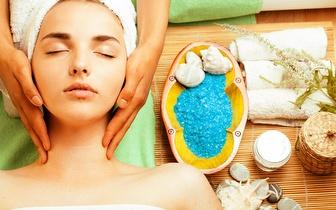 Esfoliação + Massagem Relaxamento por 14€ em Rio Tinto!