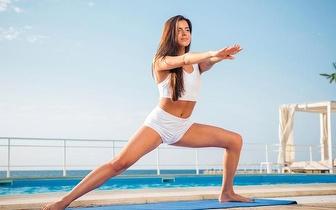 1 Mês de Aulas de Yoga de Alto Rendimento e Recuperação por 59€ em Lisboa!