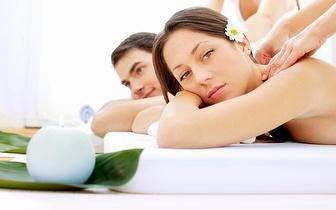 Massagem de Relaxamento de Casal por apenas 18€ no Estoril!