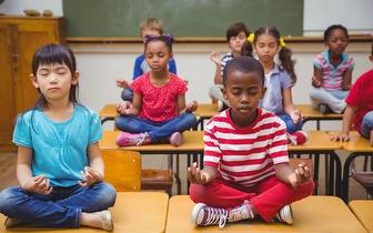 Meditação para Crianças por 12€ em Gondomar!