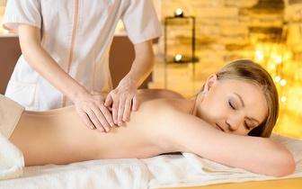 Massagem Terapêutica (50min.) zona localizada ao domicílio por 14€ no Distrito de Lisboa!