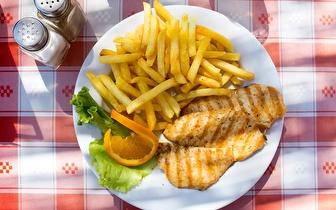Menu Completo de Comida Portuguesa para 2 ao Almoço por 17€ na Baixa!