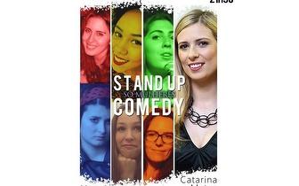 16 de Setembro: Stand Up 'Só Mulheres' por 7€ no Villaret!