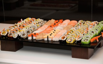 All You Can Eat de Sushi ao Almoço por 7,50€ no Parque das Nações!