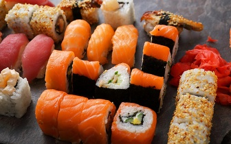 All you can eat de sushi no Saldanha ao almoço por 8,50€!
