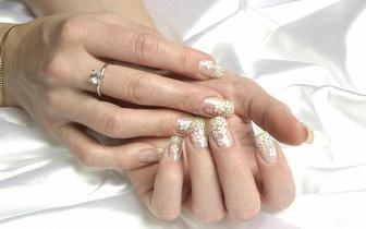 Manicure + Unhas Gel com Nail Art por 12€ em Odivelas!