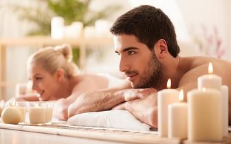 Massagem de Relaxamento para Casal por 18€ em Rio Tinto!
