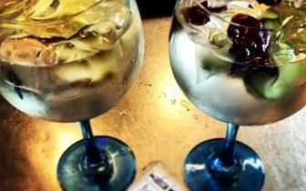 Gin Day: Na compra de 2 Gins oferta de 1 em Benfica!