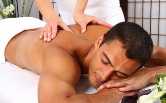 Massagem Masculina ao Corpo Inteiro por 16€ em Arroios!