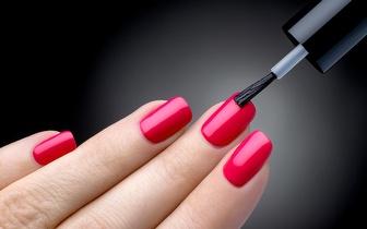 Aplicação de Verniz Gel com Manicure por apenas 9,5€ em Alvalade!