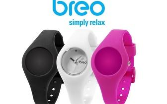 Pack 1 Relógio + 2 Braceletes Breo Curve por 8,95€ com entrega em todo o País!