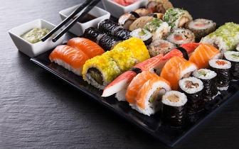 All You Can Eat de Sushi ao Almoço por 9,90€ na Póvoa de Varzim!