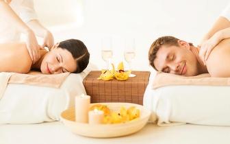 Massagem de Relaxamento para Casal por 29€ em Leiria!