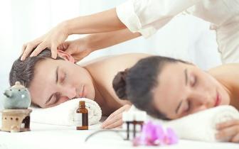 Massagem de Relaxamento para Casal de 45min por 15€ na Costa Cabral!