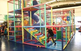 1 Hora para 2 Crianças no Melhor Parque de Diversões (Sáb. ou Dom.) por 4€ no Feijó!