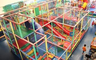 2 Horas para 1 Criança no Melhor Parque de Diversões (Sáb. ou Dom.) por 4€ no Feijó!