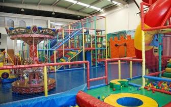 2 Horas para 1 Criança no Melhor Parque de Diversões (2ª a 6ª Feira) por 3€ no Feijó!