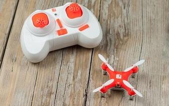 Mini Drone Quadcopter 2.4G - 6 Eixos 4 Canais por 29€!