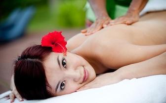 Massagem de Relaxamento com Aromaterapia de 50min por 15€ nos Restauradores!