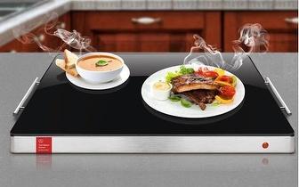 Placa de Aquecimento Chef Master Kitchen por 45,90€ com entrega em todo o País!