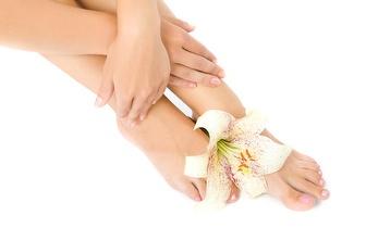 Manicure + Pedicure simples por 14€ em Oeiras!