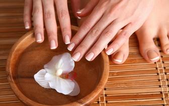 Manicure + Pedicure por 12€ no Feijó!