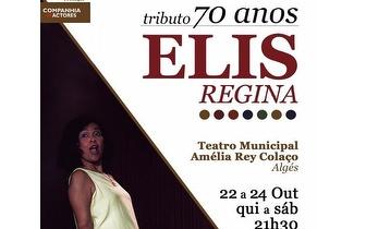 22, 23 e 24 de Outubro: Tributo 70 Anos de Elis Regina por 5€ em Algés!