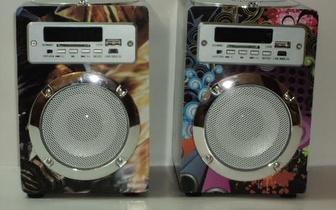 Aparelho de som: Reader Speaker por 22€ com entrega em todo o País!