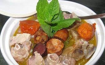 Jantar junto à Mina do Lousal com 25% em fatura!
