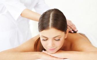 Massagem de Relaxamento (60 min.) Corpo Inteiro por 25€ na Póvoa de Santo Adrião!
