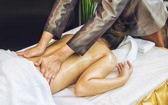 Massagem de Relaxamento Localizada (Pernas + Costas) de 40 min. por 23€ em Torres Vedras!