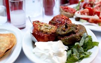 3ª, 4ª ou 5ª feira: Sabores da Grécia ao Jantar com 10% desconto em fatura em Lisboa!