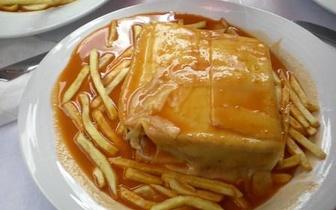 Menu Francesinha Completo para 2 pessoas por 16€ em Penafiel!